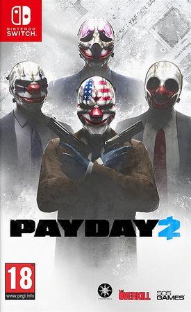 505 Gamestreet Payday 2 (Nitendo Switch)