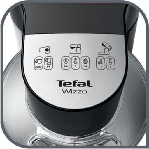 Tefal QB309838 Wizzo ovládání