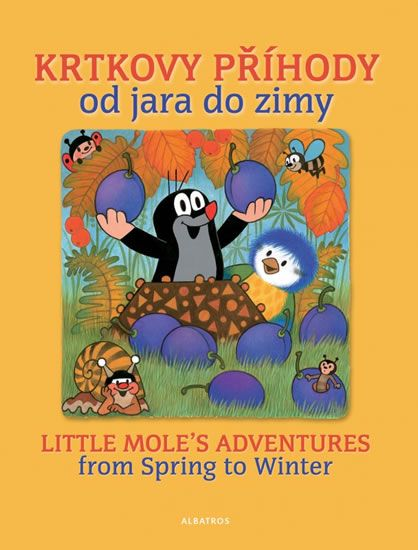 Miler Zdeněk: Krtkovy příhody od jara do zimy / Little Mole's Adventures from Spring to Winter
