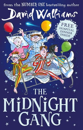 Walliams David: The Midnight Gang