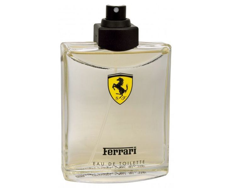 Ferrari Red - EDT TESTER 125 ml