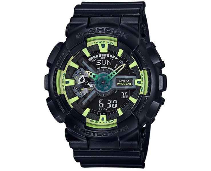 Casio The G/G-SHOCK GA 110LY-1A