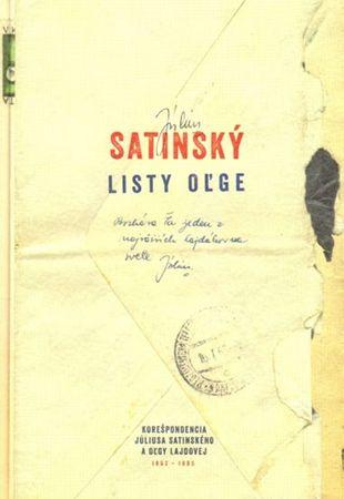 Satinský Július: Listy Oľge (slovensky)