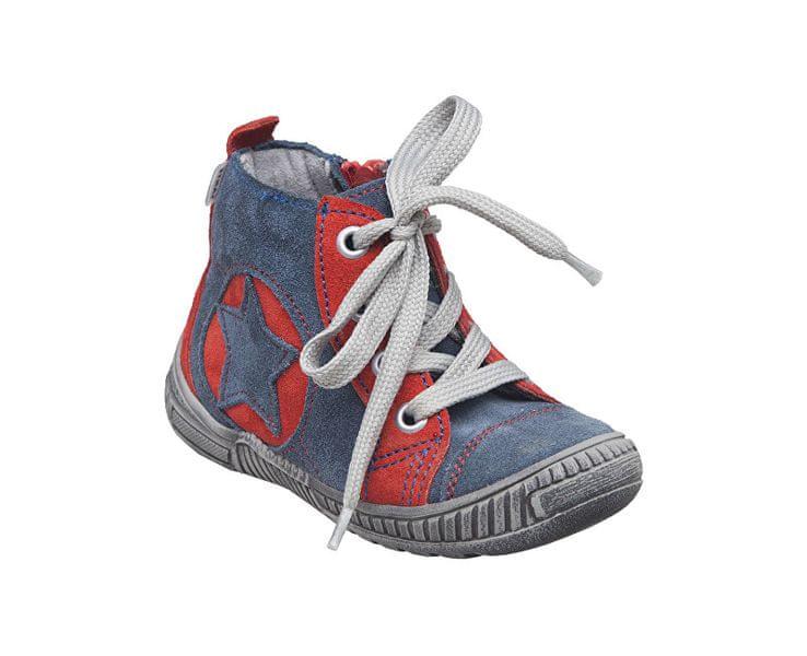 SANTÉ Zdravotní obuv dětská N PARIS 101-103 89 30 modrá 3d4ac453400