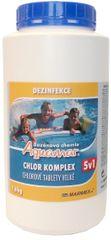 Marimex AquaMar Komplex 5v1 1,6 kg készítmény