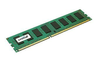 Crucial pomnilnik (RAM) DDR3L 2GB, PC3-12800, CL9, ECC Reg SR x8, 1.35V