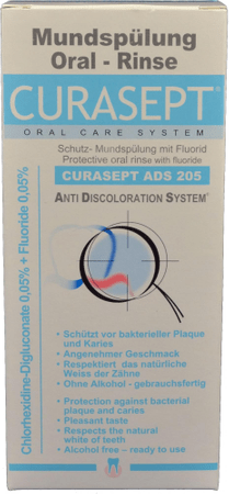Curaprox ustna vodica ADS 205 CURASEPT, 200 ml