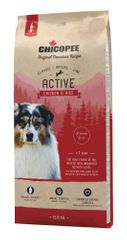 Chicopee Classic Nature Active Chicken & Rice 15 kg