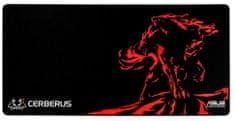 Asus gaming podloga za miš Cerberus XXL, crvena