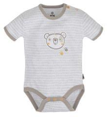 G-mini Dětské body Medvídek - béžové