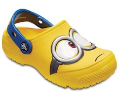Crocs Crocs FunLab Minions Clog Yellow