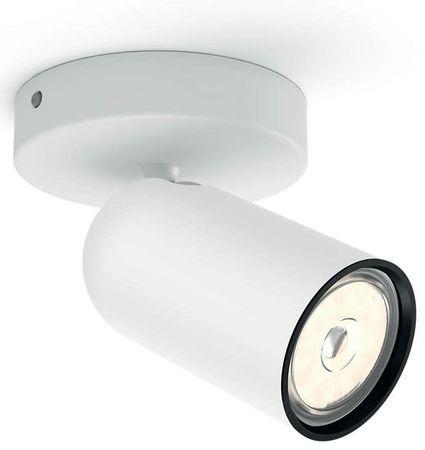 Philips Nastaviteľné bodové svietidlo PONGEE LED 50581/31/PN