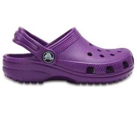 Crocs buty Classic Clog Kids Amethyst 33.5 fioletowe