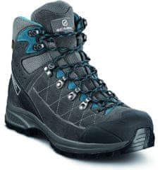 Scarpa Kailash Trek GTX túracipő Shark Grey/Lake Blue