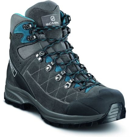 Scarpa Buty trekkingowe Kailash Trek GTX Shark Grey/Lake Blue 44,5