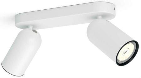 Philips Nastavitelné bodové svítidlo PONGEE LED 50582/31/PN