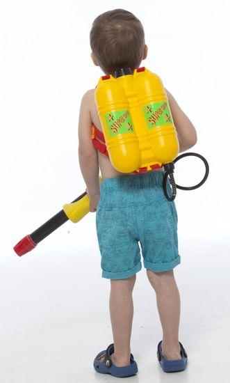 Dohany vodna pištola z dvema rezervoarjema za vodo, 427