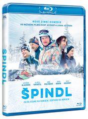 Špindl   - Blu-ray
