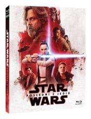 Star Wars: Poslední z Jediů (2BD: 2D+bonusový disk) - Limitovaná edice Odpor   - Blu-ray