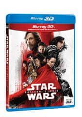 Star Wars: Poslední z Jediů 3D+2D (3 disky: 3D+2D+ bonusový disk)   - Blu-ray