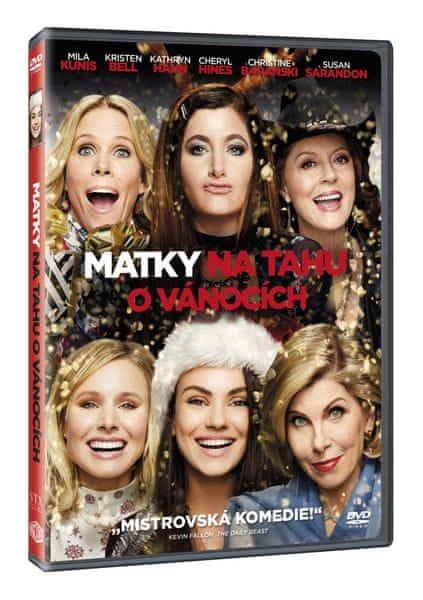 Matky na tahu o Vánocích - DVD