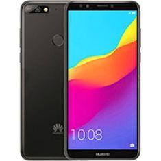 Huawei GSM telefon Y7 Prime 2018, črn