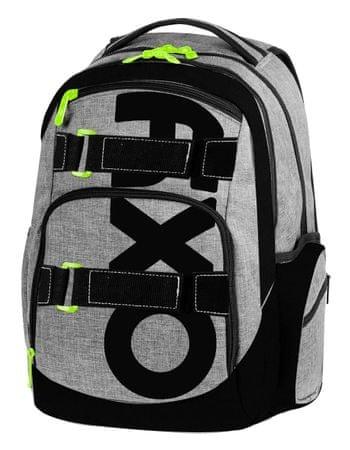 Karton P+P Studentský batoh OXY Style Grey  bb1edaa322