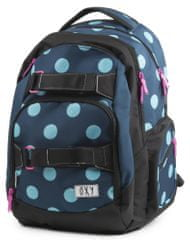 Karton P+P OXY Style Dots šolski nahrbtnik