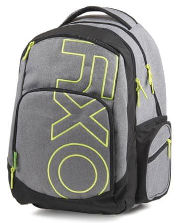 76e8575c024 Karton P+P Studentský batoh OXY Style GREY LINE Green