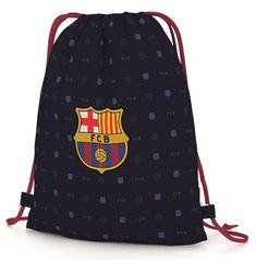 Karton P+P Vak na záda FC Barcelona