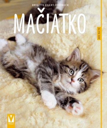 Eilert-Overbeck Brigitte: Mačiatko – Ako na to 2. vyd.