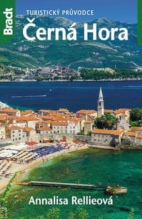 Rellieová Annalisa: Černá Hora - Turistický průvodce - 3.vydání