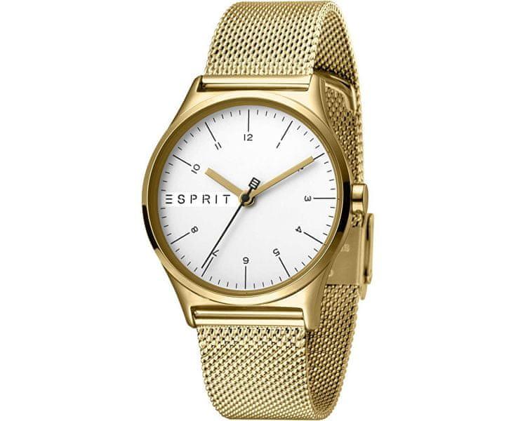 Esprit Essential Silver Gold Mesh ES1L034M0075