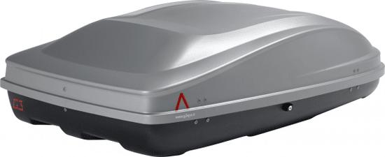 G3 strešni kovček Spark Eco 400 Light gray, 330 l, 144 x 86 x 37 cm