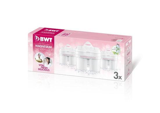 BWT Náhradní filtry Mg2+ - balení 3ks