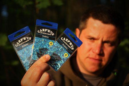 Carp ´R´ Us Háčky Predator ATS 8