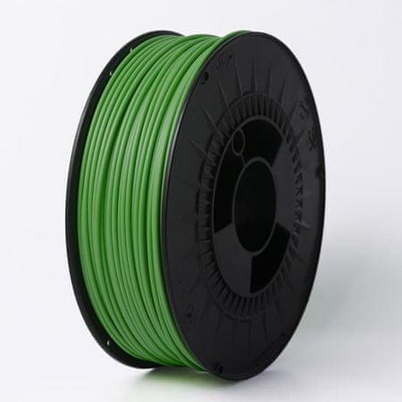 Plastika Trček polnilo ABS, 1,75 mm, zeleno