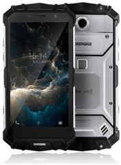 Doogee S60 Lite, 4GB/32 GB, DualSIM, CZ LTE, stříbrný