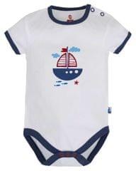 G-mini Chlapecké body Námořník - bílé