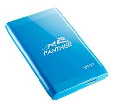 Apacer zunanji trdi disk AC235 Panther, 1TB USB3.1, moder (AP1TBAC235UP-1)
