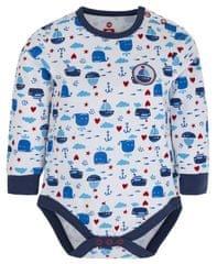G-mini Chlapecké body Námořník - modré