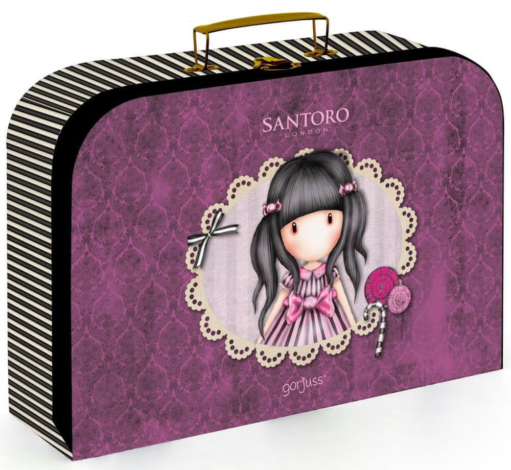 Karton P+P Kufřík lamino 34 cm Sugar and Spice