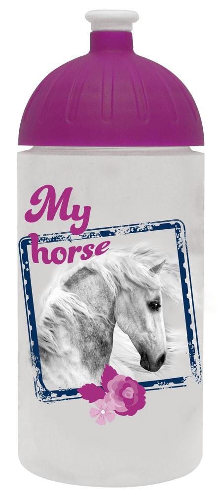Karton P+P Lahev na pití kůň