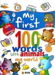 My world - My first 100 words