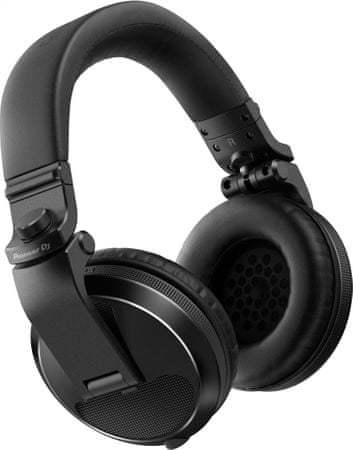 Pioneer slušalke HDJ-X5, črne
