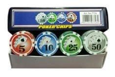 Spartan žetoni za poker