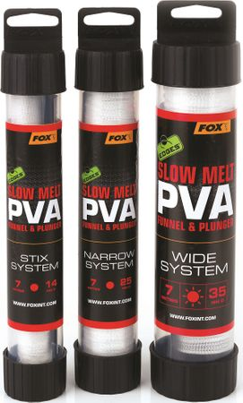 Fox PVA Punčocha Edges Slow Melt PVA Mesh System 7 m 14 mm