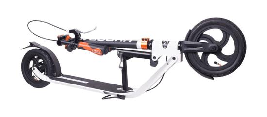 Hudora skiro Big Wheel Air 230, Dual Brake