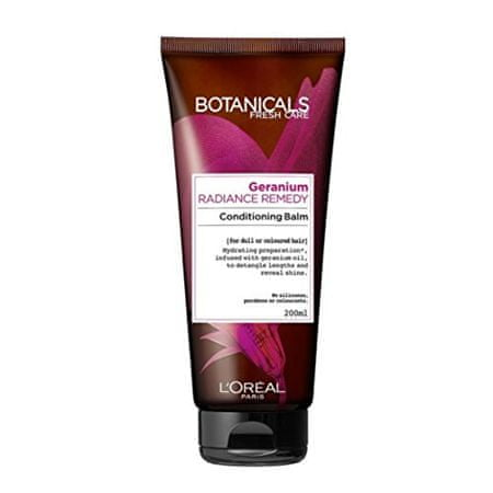 L'Oréal Ošetrujúce balzam na farbené vlasy Botanicals (Radiance Remedy Conditioning Balm) 200 ml
