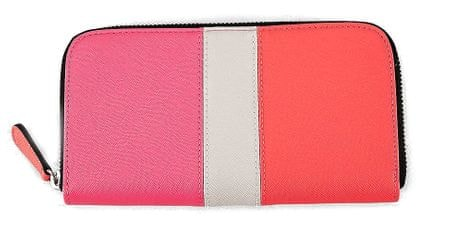 s.Oliver dámská růžová peněženka
